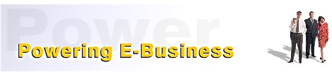 Powering E-Business